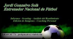 Logo Imatge Corporativa Jordi Gonzalvo