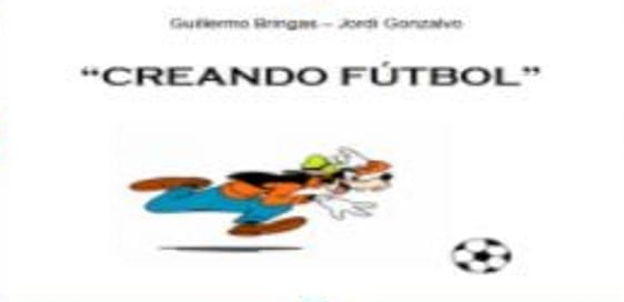 Creando Fútbol Base con Jordi Gonzalvo